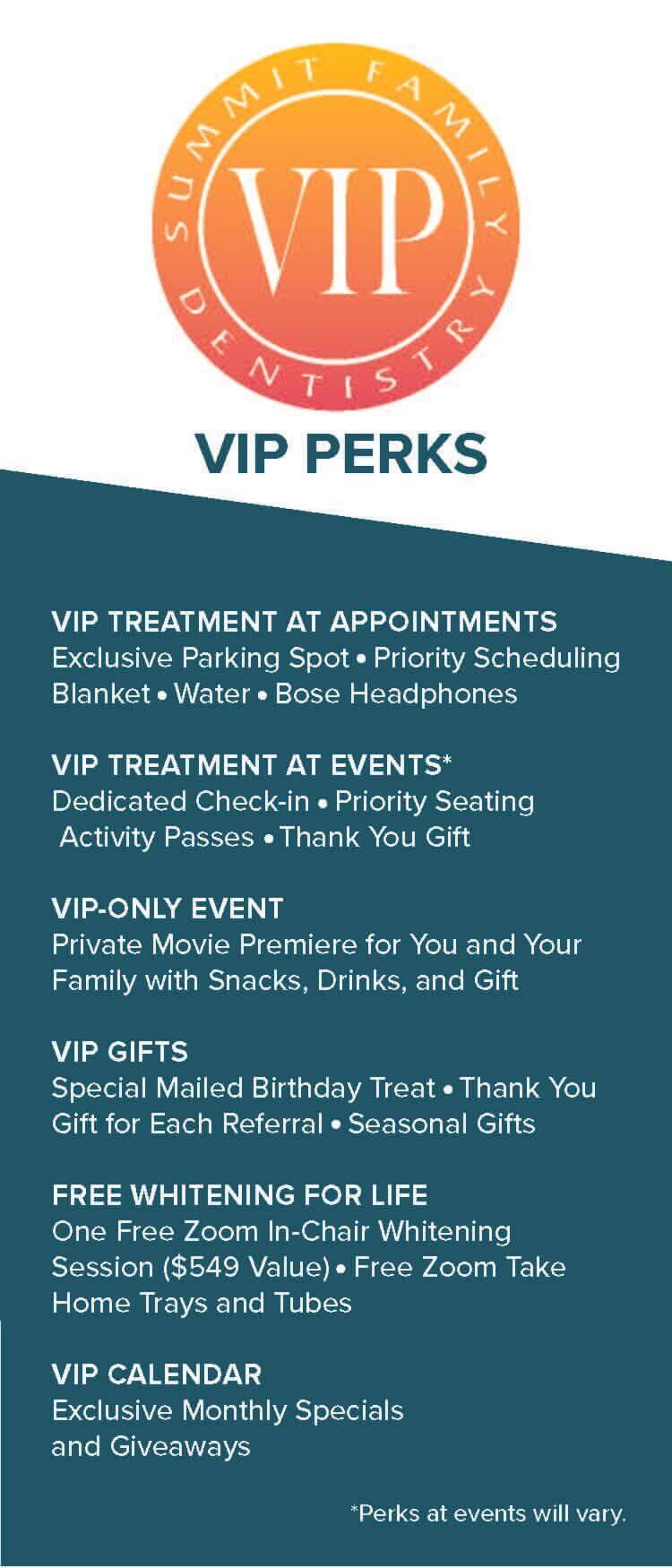 VIP-Brochure